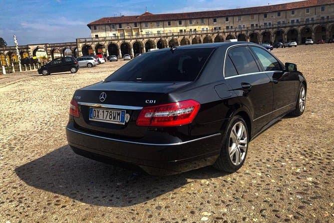 Private Arrival Car Transfer: Verona Airport (VRN) to Hotel