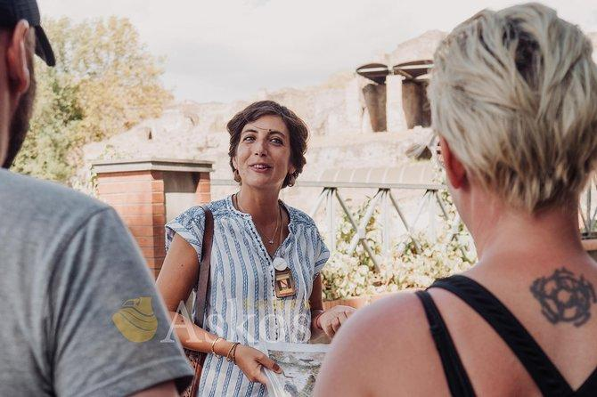 Pompeii Private Tour with an Archaeologist Guide