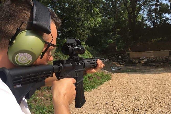 Shooting Range Krakow - XXL Package