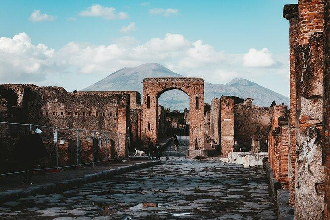 Pompeii Skip the Line Admission Ticket and Audioguide