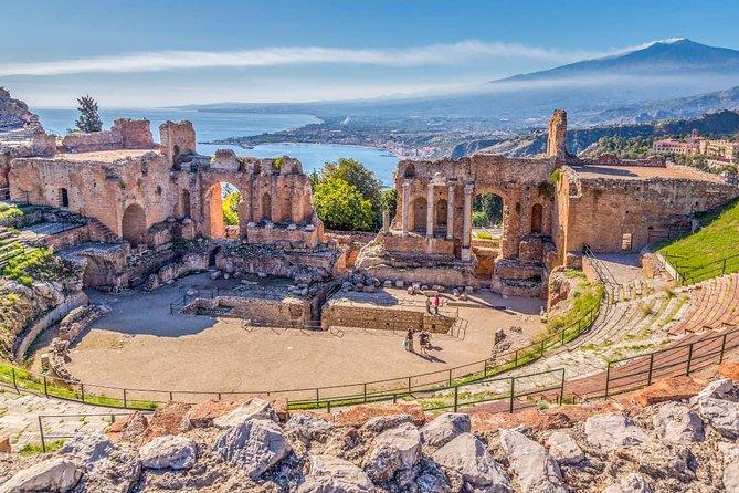 Private 8-hour Excursion to Taormina and Castelmola from Messina