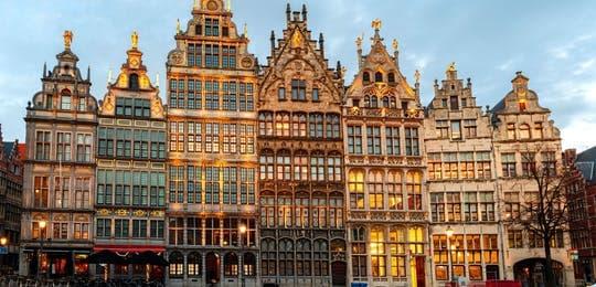 Zelfgeleide ontsnappingsgame in Antwerpen