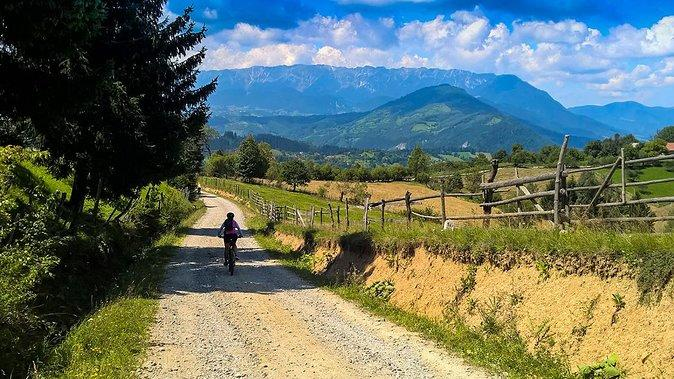 1 day cycling tour in Brasov