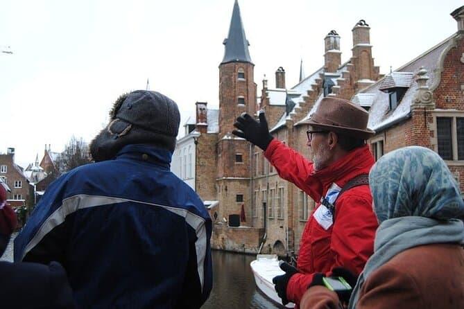 The Highlights of Bruges: History & Legends