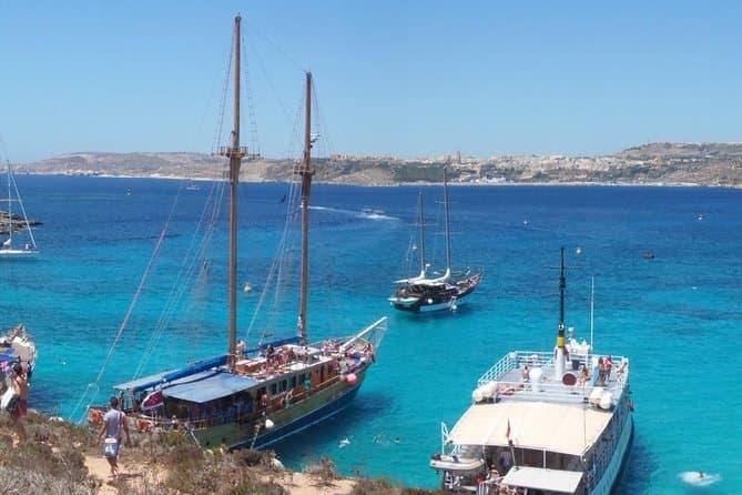Gozo Coach Tour & Comino Blue Lagoon Cruise (Full Day)