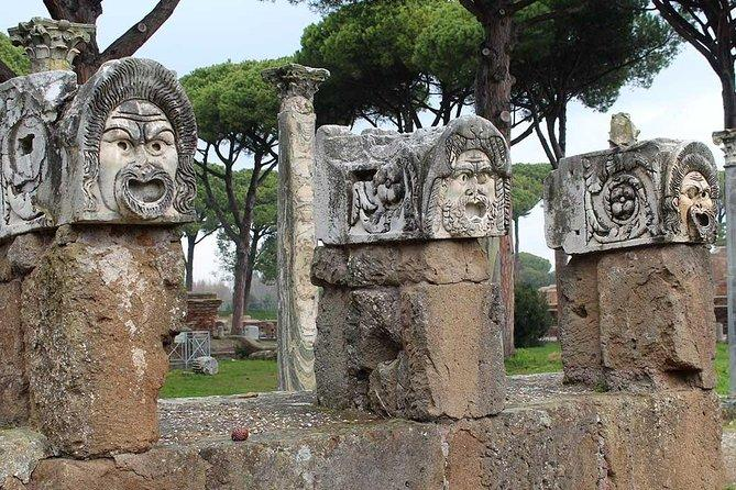 Ostia Antica – Commercial Port of Ancient Rome Private Tour