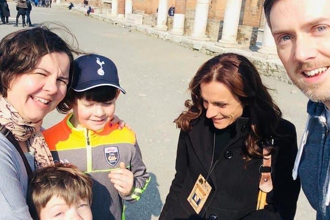Pompeii Kids Friendly Walking Tour