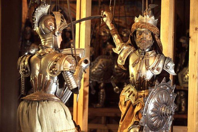 Palermo Walking Tour: Among Puppets and Puppetry