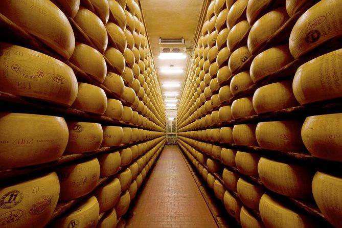 Parma Food Valley Gourmet Private Tour Easy