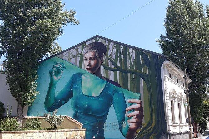 Alternative Bucharest - Street Art Tour, small group