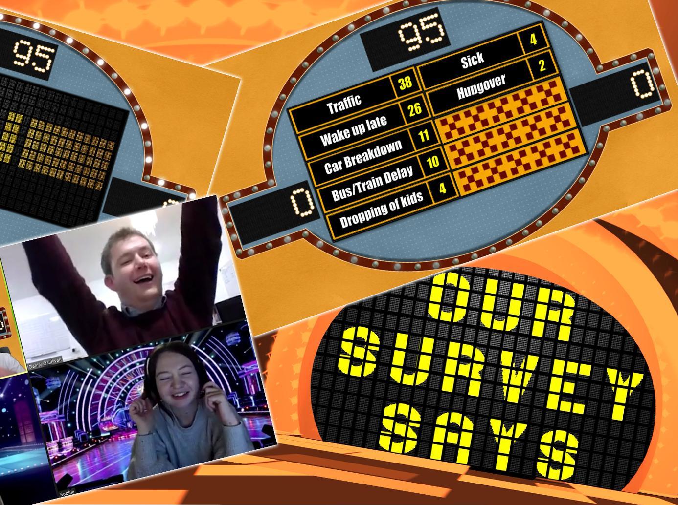 The Big Virtual Game Show