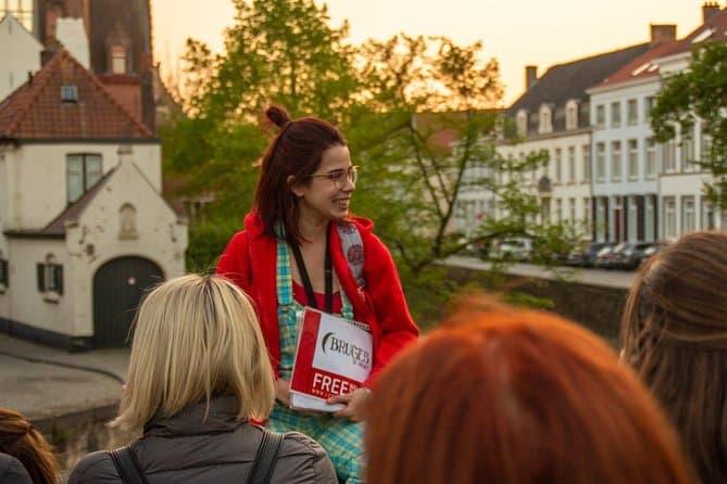 Evening Tour: The Dark Side of Bruges