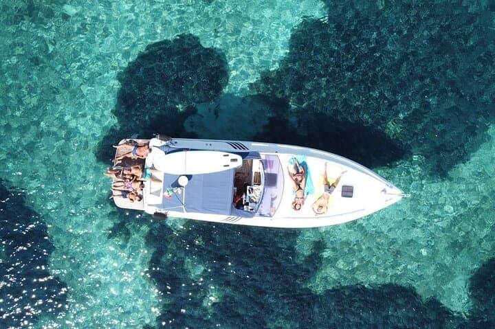 Private Boat Tour of the La Maddalena Archipelago