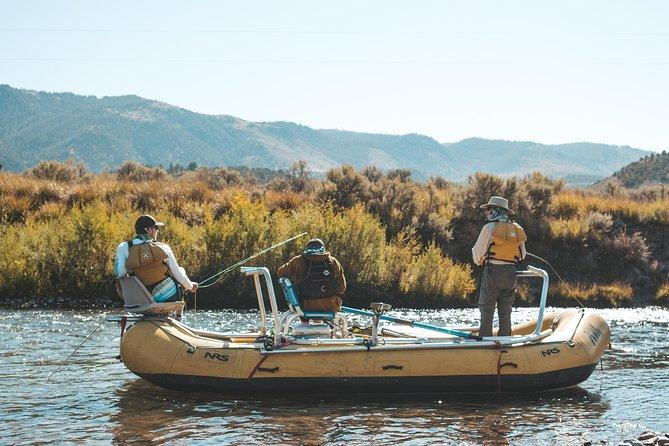 Upper Colorado Fly Fishing Trip from Kremmling