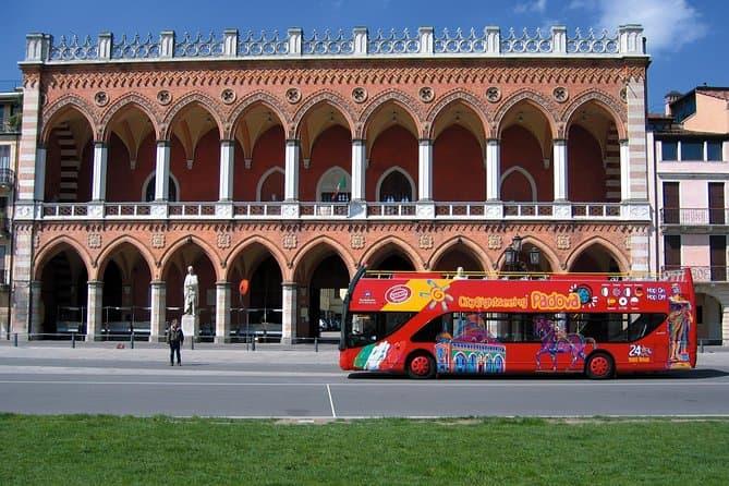 Padua City Sightseeing Hop-On Hop-Off Tour