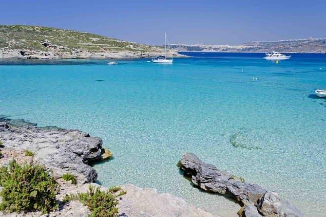 Comino & The Blue Lagoon Cruise (Full Day)