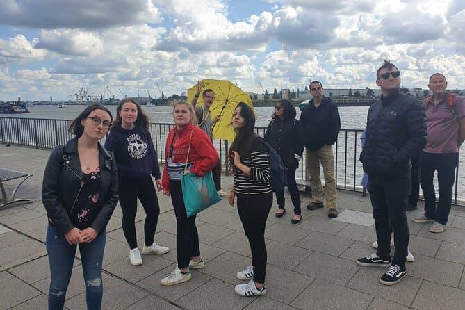 Hamburg Harbor and St Pauli Walking Tour