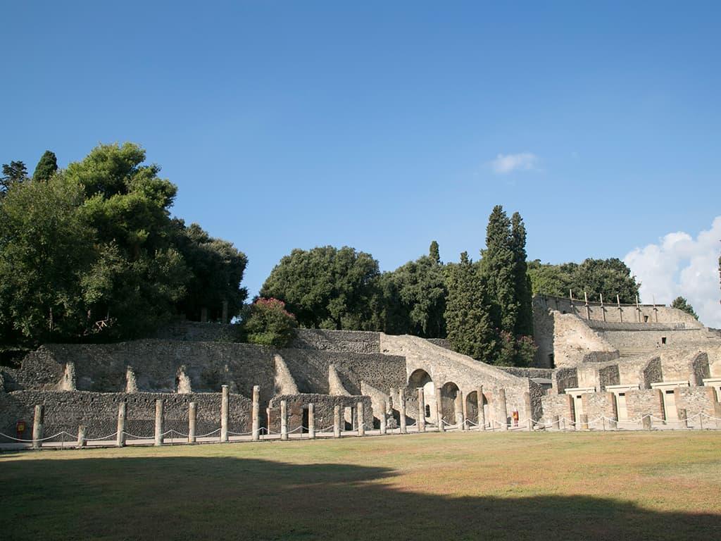 Pompeii and Sorrento tour
