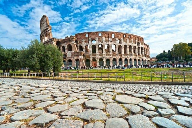 Private Ancient City Tour - Colosseum & Roman Forum
