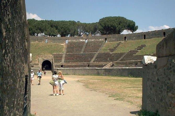 Pompeii Sorrento and Positano