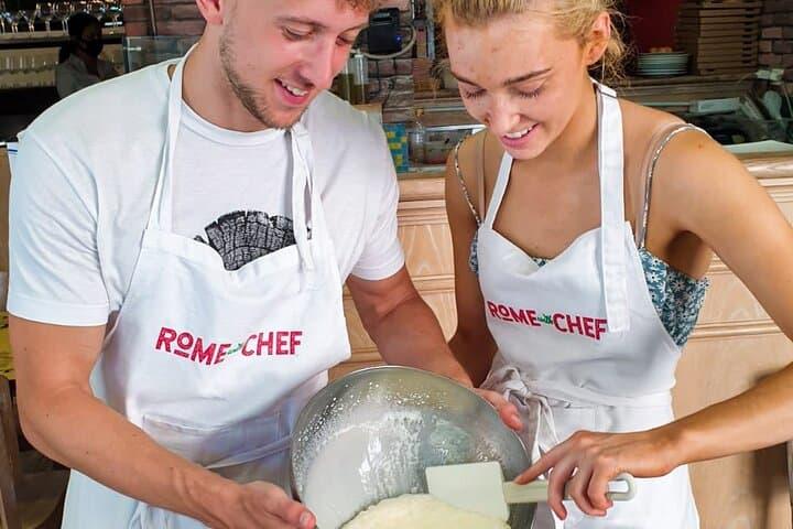 Pasta & Tiramisu : Authentic Cooking Class