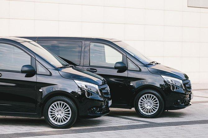 Private Arrival Transfer from Milan Malpensa Airport to Milan City