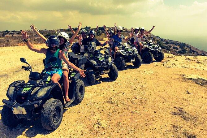 Malta Quad Bike Tour