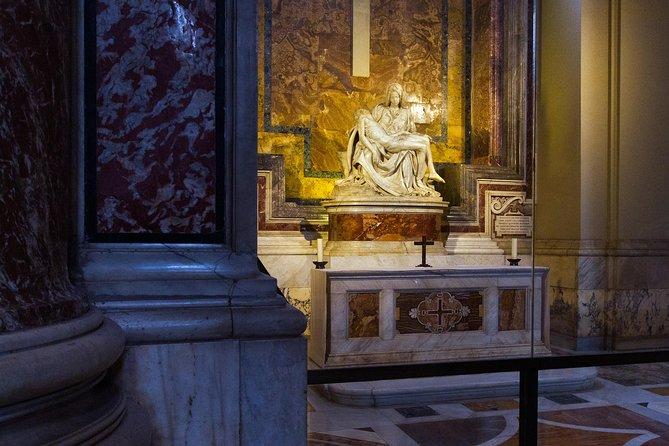 Pristine Sistine Express - Sistine Chapel & St. Peter's Basilica