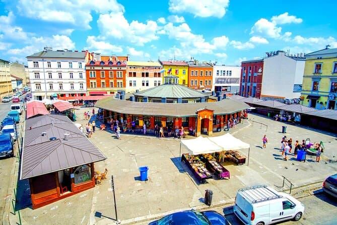 Walking tour in Cracow: Jewish Quarter & Ghetto
