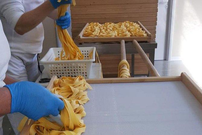 Pasta Factory Tour and Pisa