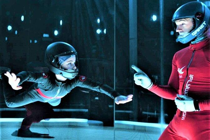 Orlando Indoor Skydiving Experience with 2 Flights & Personalized Certificate