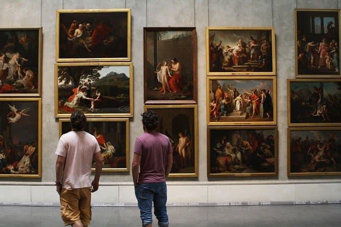 Palatina Gallery and Pitti Tour in a Renaissance Palace.