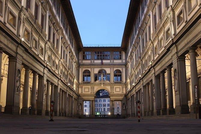 Priority Entrance Tickets : Uffizi Gallery ticket