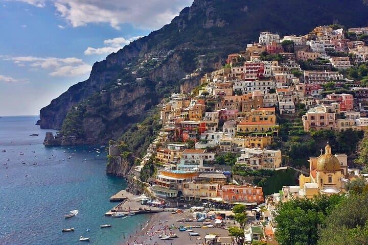Private Amalfi Coast Sightseeing Tour