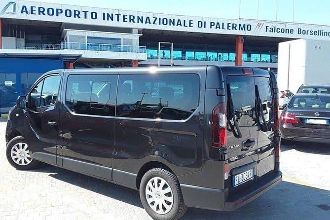 Pacchetto transfer da aeroporto Palermo a Favignana (transfer+ticket aliscafo)