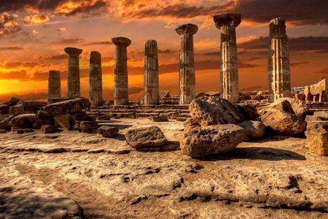 Private Agrigento & Scale of the Turks Tour, from Palermo area