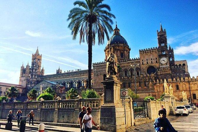 Palermo Walking Tour With Private Licensed Local Guide