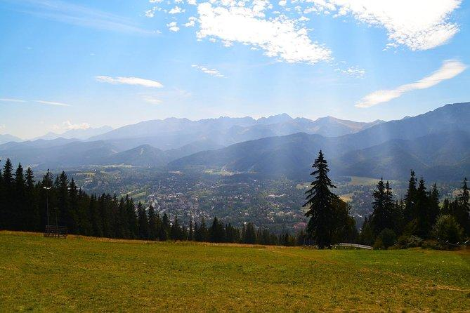 Zakopane and Tatra Mountains from Krakow, Private Tour ES, IT,DE, FR, RU
