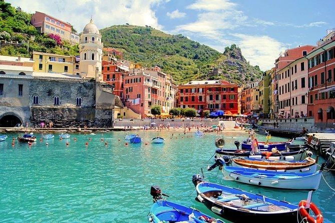 Private 8-hour Tour from Livorno Cruise Port to Cinque Terre