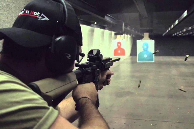 TOUR PACKAGE: The Shooting range professional course /inc. Pick-up/