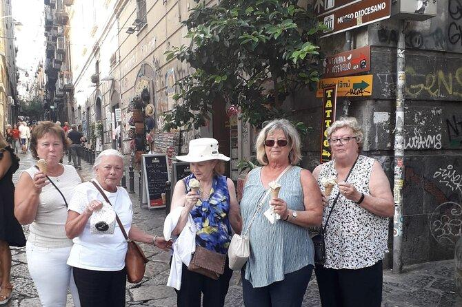 Pompeii SkipTheLine and Naples Full Day Tour from Rome