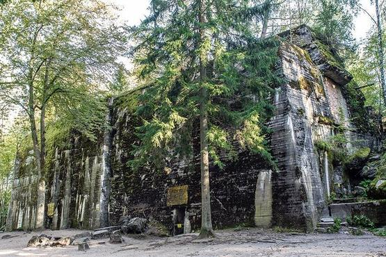 Wolf's Lair and St. Lipka Private Tour from Gdansk