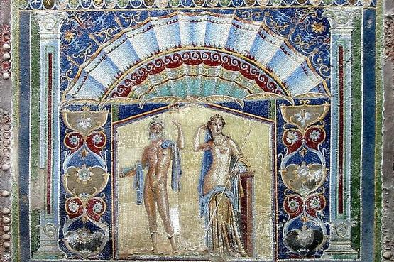 Private 6-Hour Tour to Pompeii and Herculaneum from Naples with Hotel pick-up