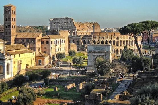 Palatine Hill Virtual Tour: Walk in the Footsteps of Emperors