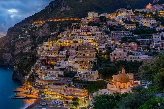 POSITANO EXCLUSIVE SHOPPING HD TOUR - from Sorrento