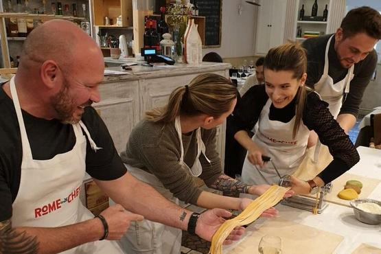 Pasta And Tiramisu Original Cooking Class