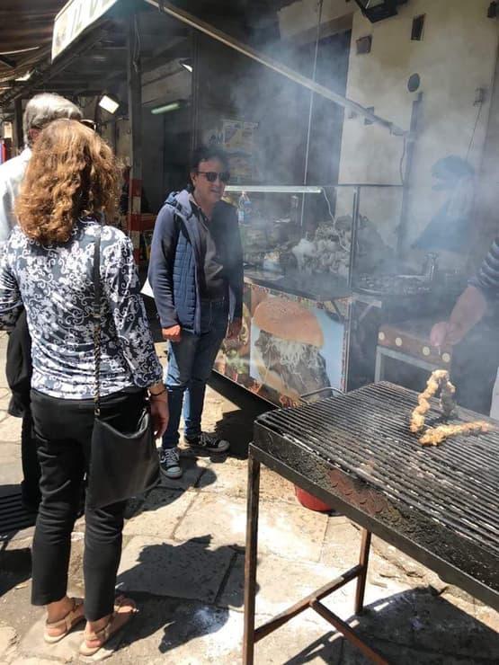 Palermo street food tour with Chef Fulvio