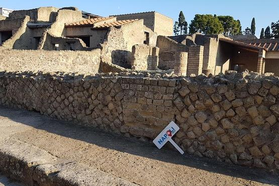 Pompeii and Herculaneum : Day Trip from Naples