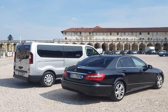 Positano – Sorrento / Private Van Transfer
