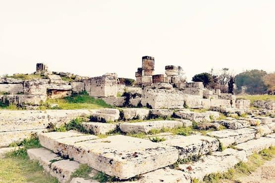 Paestum UNESCO World Heritage